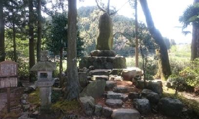 関ケ原(島津本陣跡)